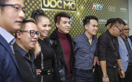 Thu Minh than thiet ben hit-maker Do Hieu trong hop bao 'Khoi dau uoc mo' - Anh 7