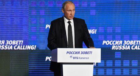 Tong thong Putin tuyen bo bat ngo ve moi quan he voi My - Anh 1