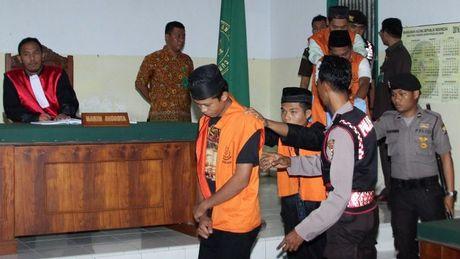 Indonesia thong qua luat thien toi pham au dam - Anh 1