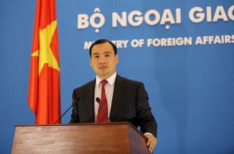 Viet Nam len tieng ve 3 nha may dien hat nhan Trung Quoc sat bien gioi - Anh 1