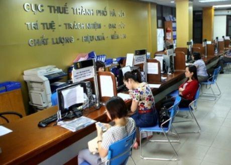 "Ha Noi ""diem danh"" 145 don vi no thue - Anh 1"