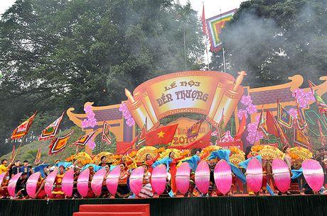 Le hoi Den Thuong (Lao Cai): Di san van hoa phi vat the quoc gia - Anh 1