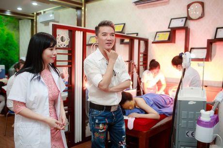 Ban ron voi liveshow 12 ty, Mr Dam van chiu kho di spa - Anh 1