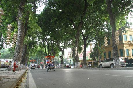 Hau truong le hoi Festival ao dai Ha Noi 2016 - Anh 9