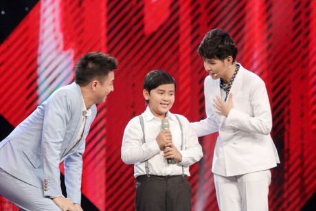 The Voice Kids 2016: 'Can do' tai nang cua Top 6 truoc dem Liveshow 5 - Anh 1