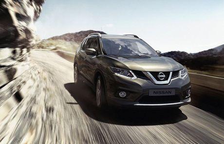 Nissan X-Trail moi co gi de canh tranh trong phan khuc crossover? - Anh 1