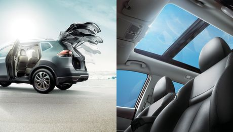 Nissan X-Trail moi co gi de canh tranh trong phan khuc crossover? - Anh 2