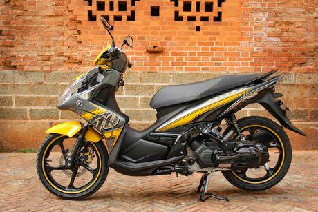 Yamaha Viet Nam khai tu Nouvo sau 14 nam - Anh 1