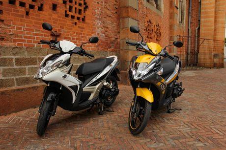 Yamaha Viet Nam khai tu Nouvo sau 14 nam - Anh 2