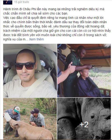 Dan em dang anh thach thuc Ngoc Trinh; tiet lo ly do MC Phan Anh cao troc dau - Anh 2