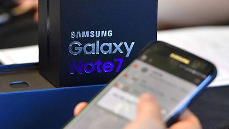 3 nguyen nhan duoc cho la dieu khien Galaxy Note 7 de chay no - Anh 1