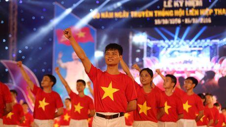Chu tich nuoc du ky niem ngay truyen thong Hoi Lien hiep Thanh nien Viet Nam - Anh 1