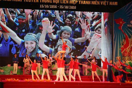 Chu tich nuoc du ky niem ngay truyen thong Hoi Lien hiep Thanh nien Viet Nam - Anh 5
