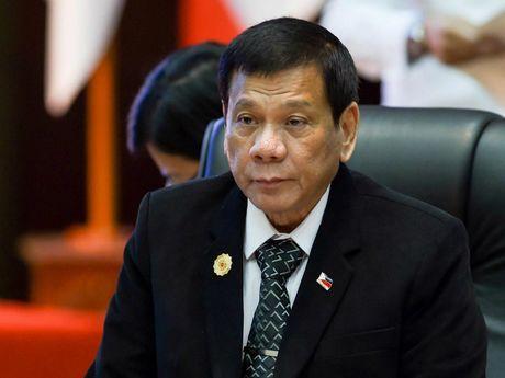 Tong thong Philippines tung roi loan nhan cach? - Anh 1