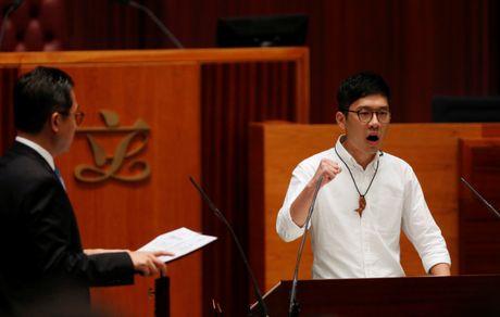 Nghi si Hong Kong nao loan, phan doi Trung Quoc - Anh 4