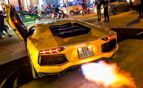 Dai tiec Lamborghini cua Minh Nhua o Sai Gon - Anh 12