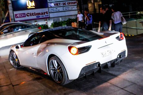 Dai tiec Lamborghini cua Minh Nhua o Sai Gon - Anh 13