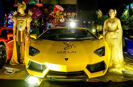 Dai tiec Lamborghini cua Minh Nhua o Sai Gon - Anh 6