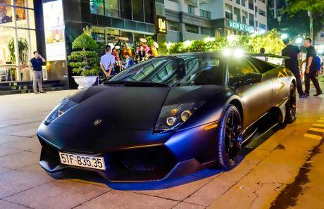 Dai tiec Lamborghini cua Minh Nhua o Sai Gon - Anh 7