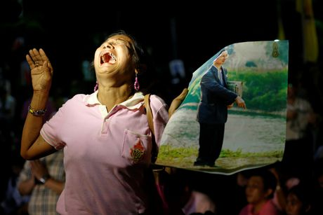 Thai Lan se de tang quoc vuong trong mot nam - Anh 8