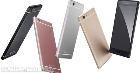 Can canh ve dep cua smartphone Nhat vua len ke o Viet Nam - Anh 17