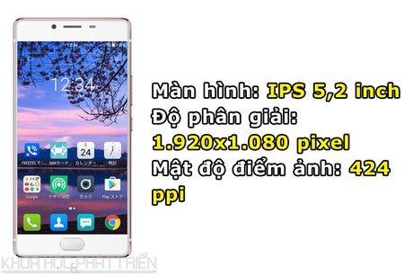 Can canh ve dep cua smartphone Nhat vua len ke o Viet Nam - Anh 5