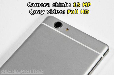 Can canh ve dep cua smartphone Nhat vua len ke o Viet Nam - Anh 6