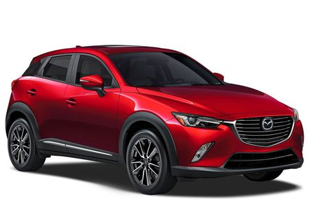 Can canh chiec SUV vua duoc Mazda gioi thieu o Viet Nam - Anh 1