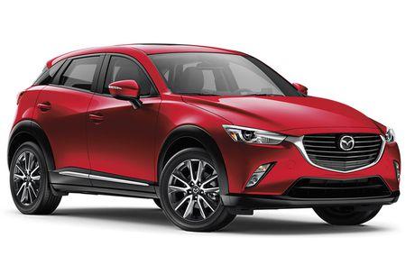 Can canh chiec SUV vua duoc Mazda gioi thieu o Viet Nam - Anh 2