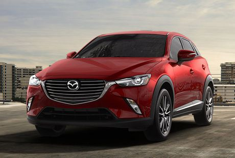 Can canh chiec SUV vua duoc Mazda gioi thieu o Viet Nam - Anh 5