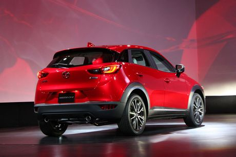 Can canh chiec SUV vua duoc Mazda gioi thieu o Viet Nam - Anh 7