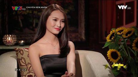 MC hotgirl cua VTV khiep so su phan xet cua cu dan mang - Anh 1