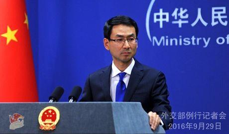 Trung Quoc doi 'day do' Han Quoc sau vu dam chim tau - Anh 2