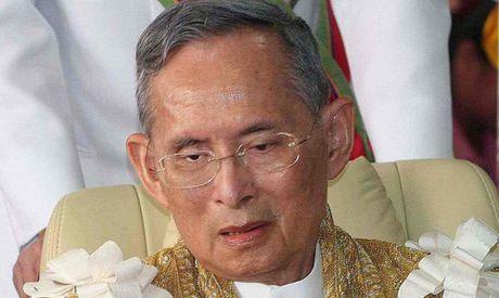 Nhung phut cuoi doi cua Vua Thai Lan - Anh 1