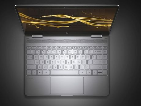 HP nang cap Spectre X360 thanh laptop mong, nhe va manh hon - Anh 3