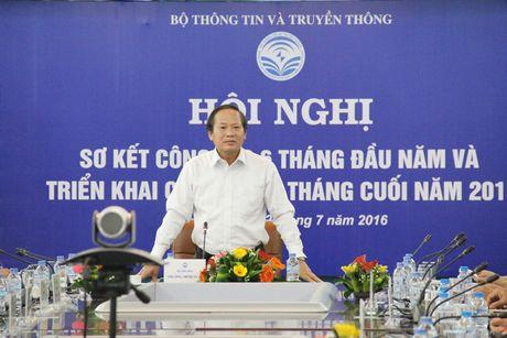 Bo TT&TT sua doi quy dinh ve viec quan ly thong tin thue bao di dong - Anh 1