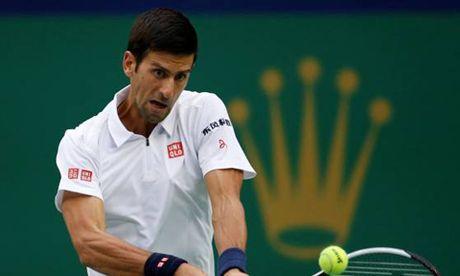 Djokovic tiep mach thang, vao tu ket Thuong Hai Masters - Anh 1