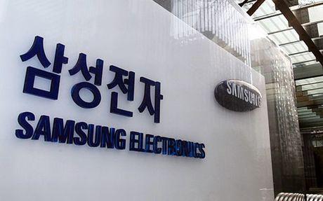 Co phieu Samsung lan dau tang gia sau 3 ngay sut giam lien tiep - Anh 1