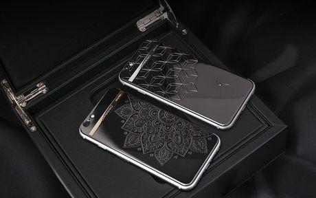 iPhone 7 dinh kim cuong den gia nua trieu do - Anh 7