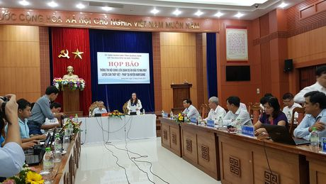 Quang Nam cong khai thong tin Du an nha may thep gay xon xao du luan - Anh 1
