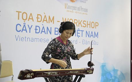 Dan Bau - bieu tuong van hoa va tam hon Viet Nam - Anh 2
