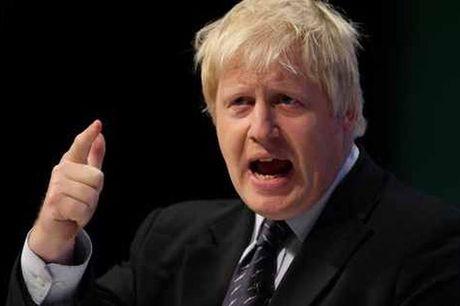 Ngoai truong Anh Johnson de ngo cac phuong an quan su o Syria - Anh 1