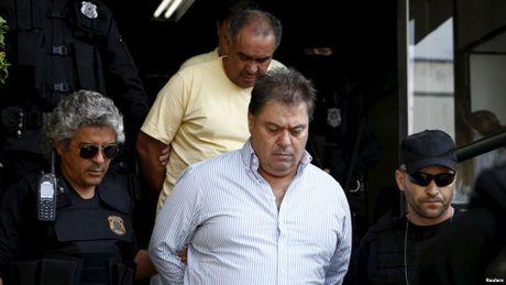 Brazil: Mot cuu thuong nghi sy dang PT bi ket an do tham nhung - Anh 1