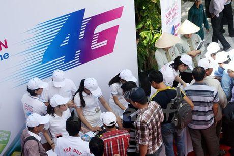 Chinh thuc cap giay phep trien khai 4G cho Viettel va VNPT - Anh 1