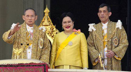 Vi Thai tu khac biet sap ke vi ngai vang cua Hoang gia Thai Lan - Anh 1