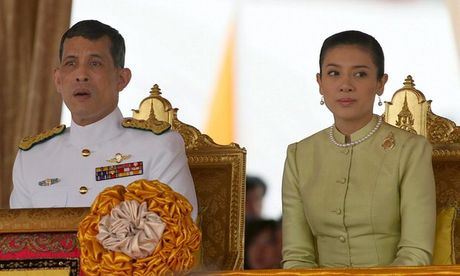 Vi Thai tu khac biet sap ke vi ngai vang cua Hoang gia Thai Lan - Anh 3