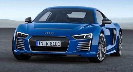 Vi sao Audi ngung san xuat xe R8 e-tron - Anh 1