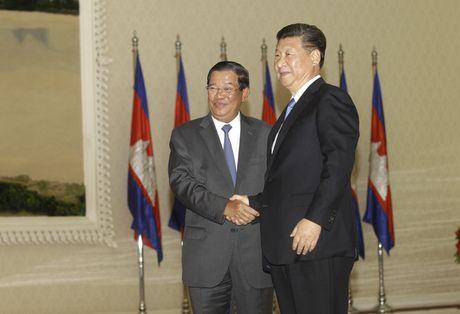 Trung Quoc xoa no 90 trieu USD cho Campuchia - Anh 1