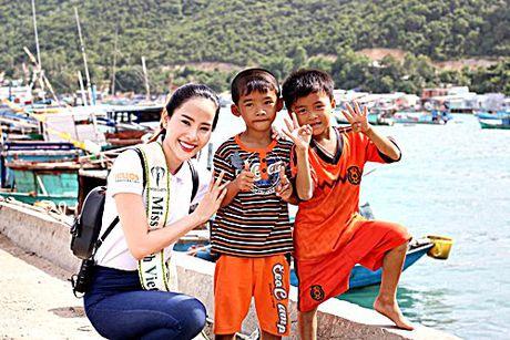 Nam Em dep tinh khoi trong clip mang toi Miss Earth - Anh 3