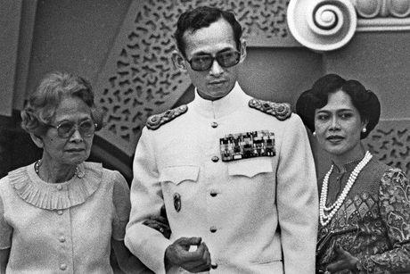 Vi sao tuong linh phai quy phuc truoc vua Thai Lan? - Anh 3